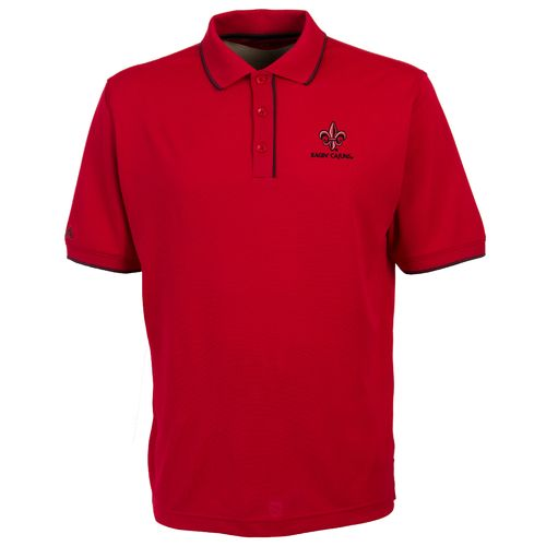 Antigua Men's University of Louisiana at Lafayette Elite Polo Shirt