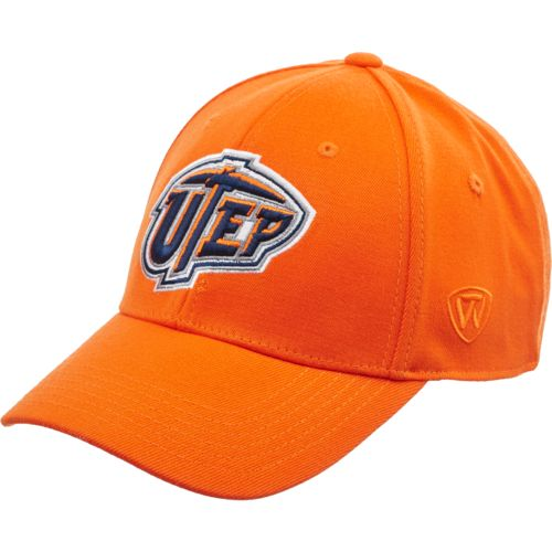 Top of the World Adults' University of Texas at El Paso Premium Collection Memory Fit™ Cap