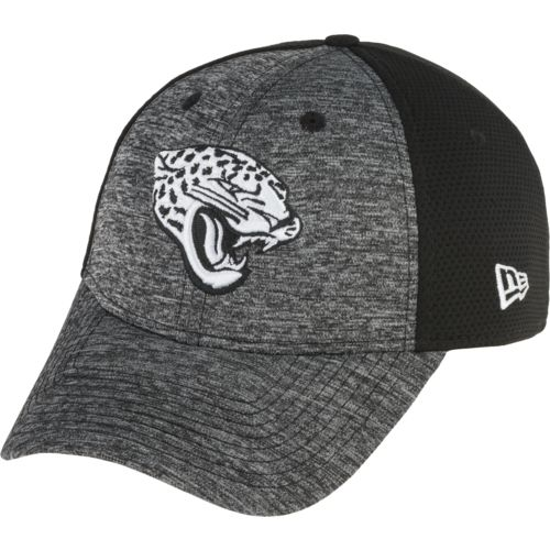 New Era Men's Jacksonville Jaguars 2016 Shadowed 39THIRTY Cap
