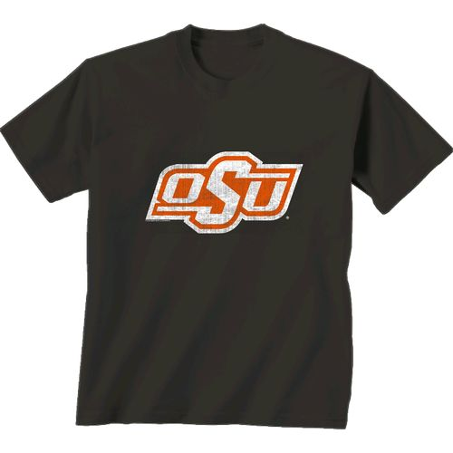 New World Graphics Men's Oklahoma State University Alt Graphic T-shirt
