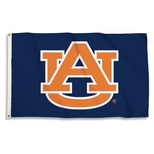 BSI Auburn University 3'H x 5'W Flag