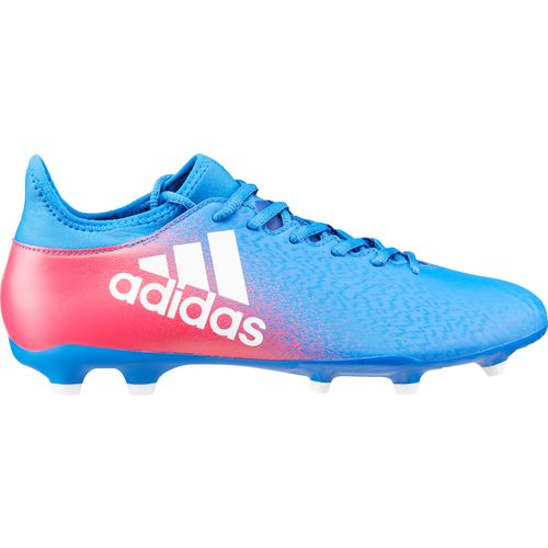 Display product reviews for adidas Boys' X 16.3 FG Soccer Cleats