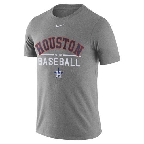 Nike Men's Houston Astros Away Practice T-shirt