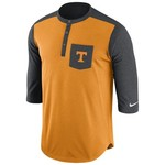Nike™ Men's University of Tennessee Dri-FIT Touch Henley