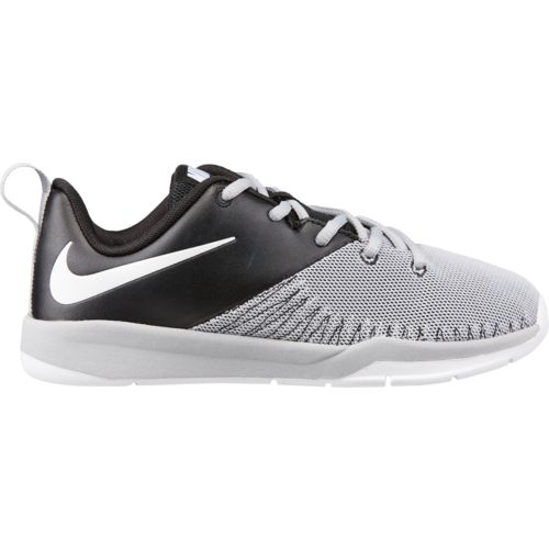 Nike Boys' Team Hustle D 7 Low Basketball Shoes
