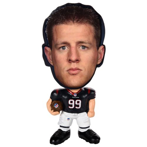 Forever Collectibles™ Houston Texans J.J. Watt #99 Flathlete Figurine