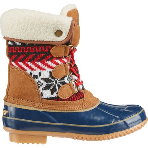 KHOMBU® Women's Mayanna Fashion Duck Boots