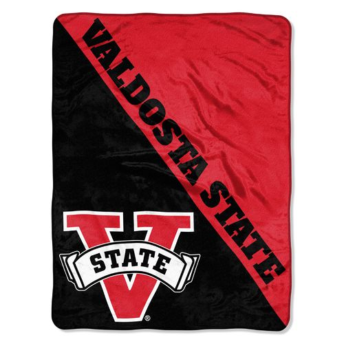 The Northwest Company Valdosta State University Halftone Micro Raschel Throw