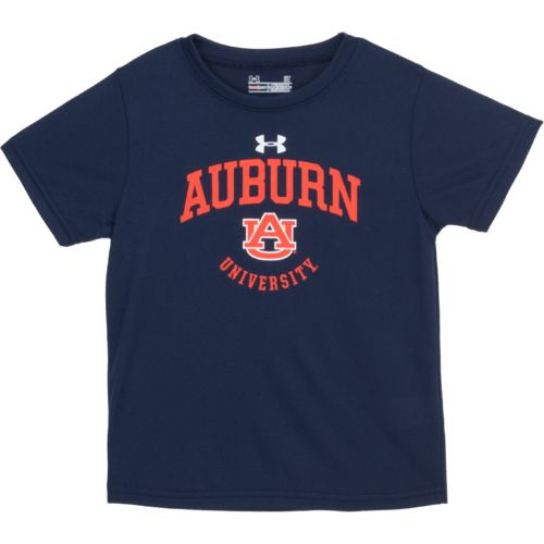 Under Armour Toddlers' Auburn University Arch Logo T-shirt - view number 1