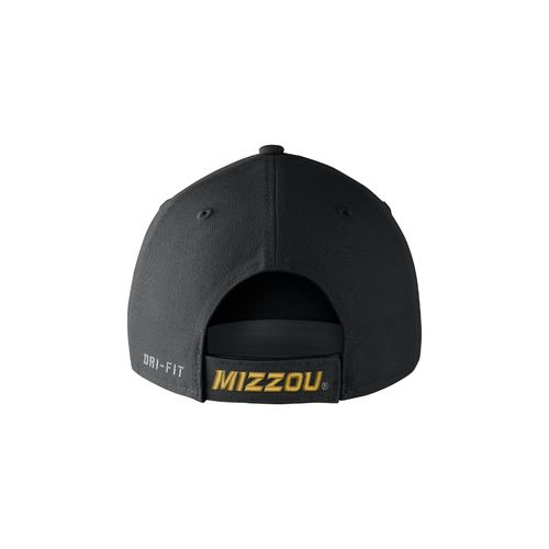 Nike Men's University of Missouri Dri-FIT Classic Cap - view number 2