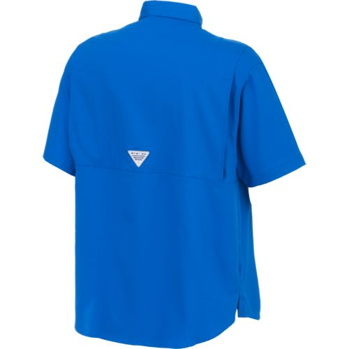Columbia Sportswear Men's Louisiana Tech University Tamiami™ Button Down Shirt - view number 2