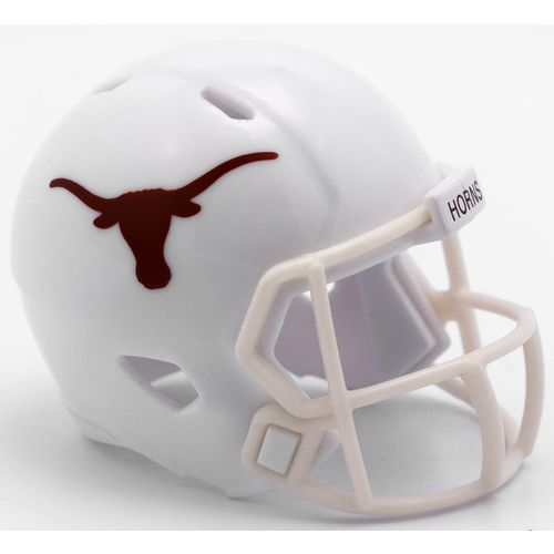 Riddell™ University of Texas Speed Pocket-Size Helmet