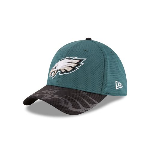 New Era Men's Philadelphia Eagles NFL16 39THIRTY Cap