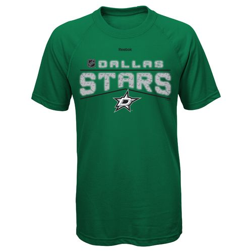 Reebok Boys' Dallas Stars TNT Freeze Reflect T-shirt