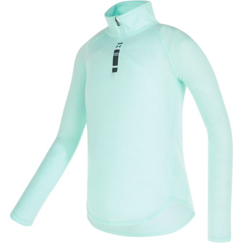 Under Armour® Girls' Tech Novelty 1/4 Zip Jacket