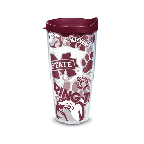Tervis Mississippi State University Allover 24 oz. Tumbler - view number 1