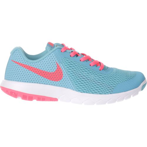 nike shoes for girls blue. Nike Girls\u0027 Flex Experience 5 SE Running Shoes - View Number For Girls Blue E