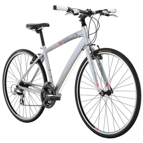 Diamondback Women's Clarity 1 700c 21-Speed Performance Hybrid Bike