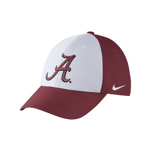 Nike Men's University of Alabama Dri-FIT Wool Swoosh Flex Cap