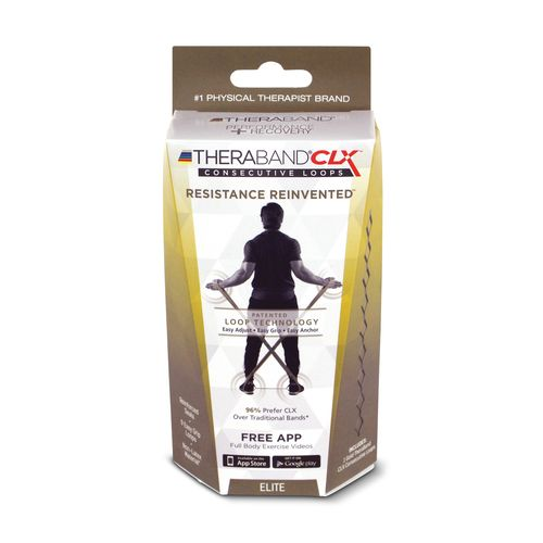 TheraBand CLX Consecutive Loops 14.2 lb. Resistance Band - view number 3