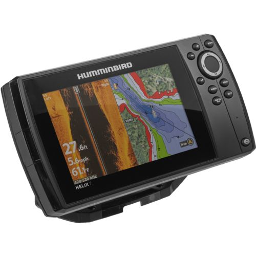 Display product reviews for Humminbird Helix 7 CHIRP SI G2 GPS Chartplotter