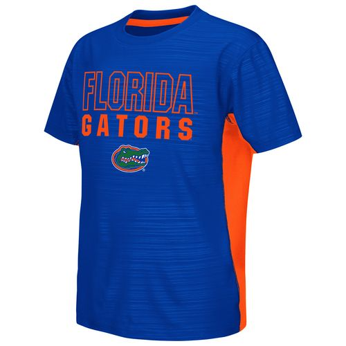Colosseum Athletics™ Youth University of Florida In the Vault Cut and Sew T-shirt