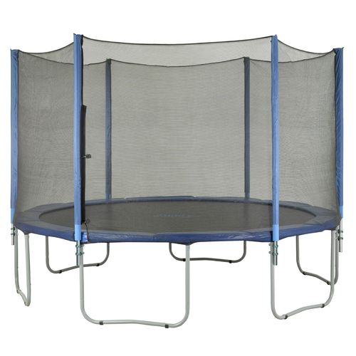 Upper Bounce® 6-Pole Trampoline Enclosure Set for 7.5' Round Frames with 3 or 6 W-Shape Leg - view number 6