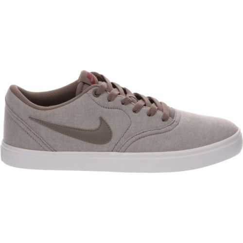 Nike™ Men's SB Check Solarsoft Canvas Premium Skateboarding Shoes