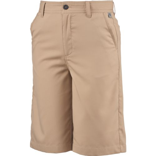 Display product reviews for Magellan Outdoors Boys' FishGear Falcon Lake Hybrid Short