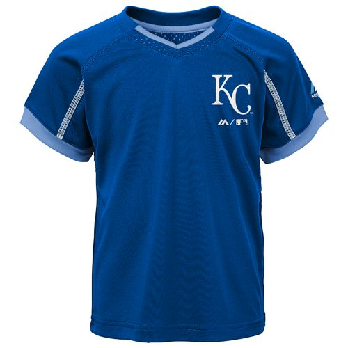 Majestic Toddlers' Kansas City Royals Legacy Short Set