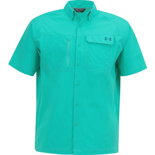 Under Armour Men's Fish Hunter Short Sleeve Shirt - view number 1