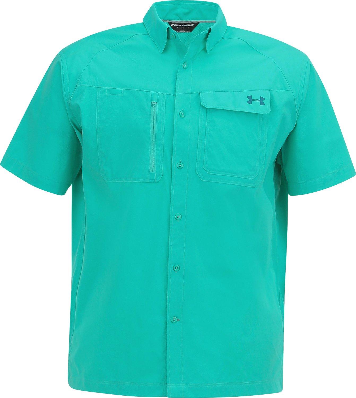 Under Armour™ Men's Fish Hunter Short Sleeve Shirt