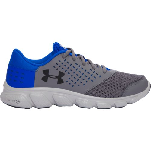 Display product reviews for Under Armour Boys' BGS Micro G Rave RN Running Shoes