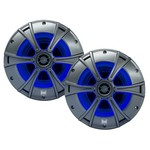 Dual 2-Way illumiNITE™ Marine Speakers - view number 1