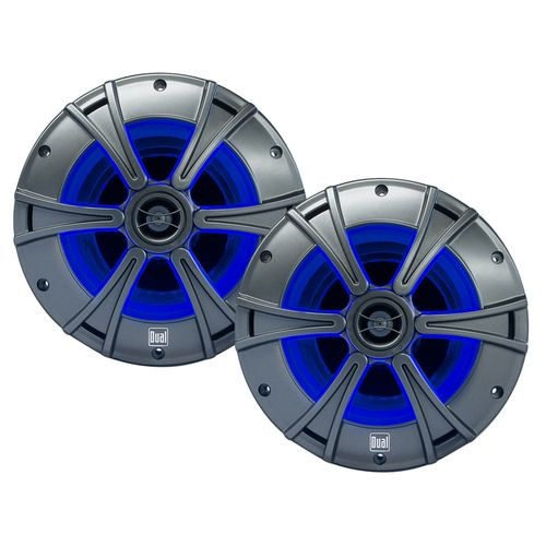 Dual 2-Way illumiNITE™ Marine Speakers