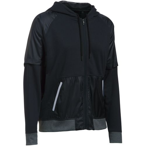 Under Armour Women's Favorite French Terry Warm-Up Hoodie