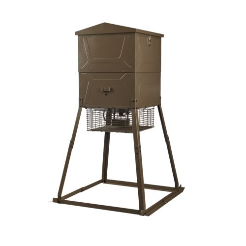 Game Winner 600 lb Cube VP Deer Feeder - view number 2