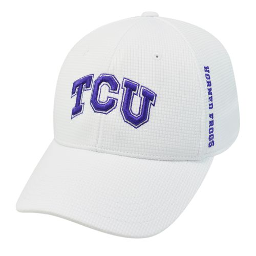 Top of the World Men's Texas Christian University Booster Plus Flex Cap