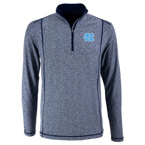 Antigua Men's University of North Carolina Tempo 1/2 Zip Pullover