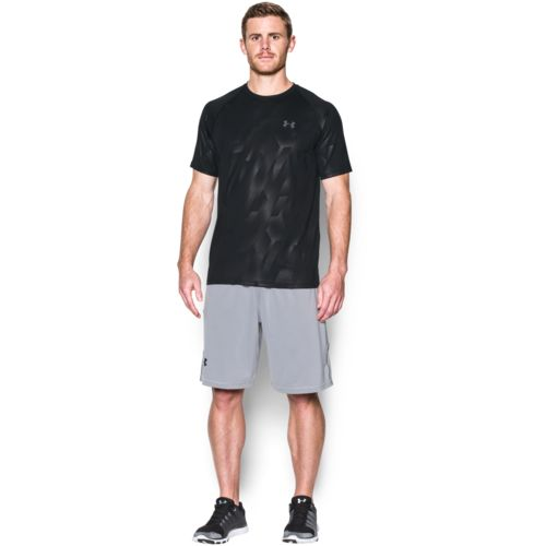 Under Armour Men's UA Tech Emboss T-shirt - view number 3