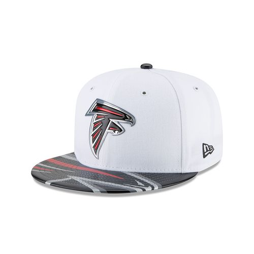 New Era Men's Atlanta Falcons 59FIFTY NFL17 Official On Stage Cap