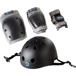 Kryptonics Youth California 4-in-1 Pad Set With Helmet - view number 1