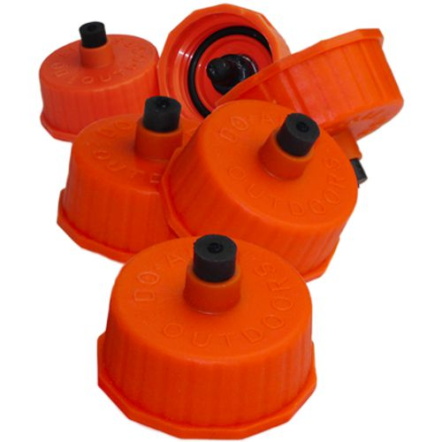 Do-All Outdoors Mega Boom Thunder Caps 6-Pack