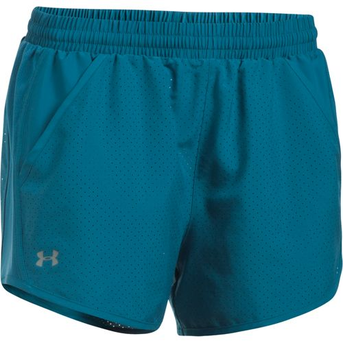 Under Armour Women's Fly By Perforated Running Short
