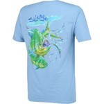 Salt Life Men's Bustin' Ballyhoo Short Sleeve T-shirt - view number 2