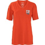 Three Squared Juniors' University of Texas at San Antonio Team For Life Short Sleeve V-neck T-sh - view number 2