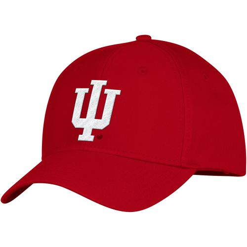 adidas Men's Indiana University Basic Structured Adjustable Cap