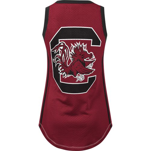 G-III for Her Women's University of South Carolina Opening Day Mesh Tank Top - view number 2