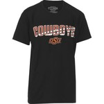 Colosseum Athletics Boys' Oklahoma State University Team Stripe T-shirt - view number 1