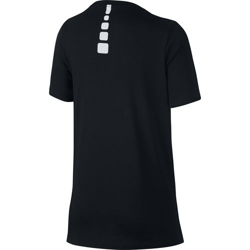 Nike Boys' Dry Elite Fade Basketball T-shirt - view number 2